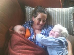 Meghan, Cayden, Charlie